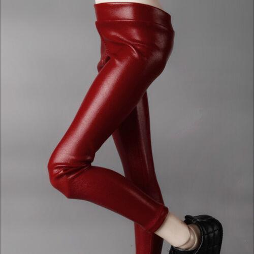 Dollmore 1//4 BJD doll clothes MSD burgundy Ashlyn Leggings
