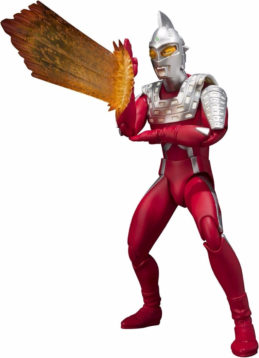 ULTRA-ACT Ultraman ULTRA SEVEN Action Figure BANDAI TAMASHII NATIONS from Japan