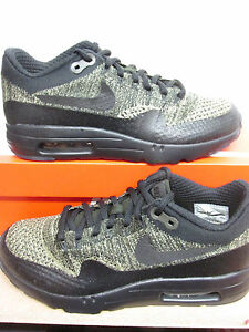 Details about Nike Air Max 1 Ultra Flyknit Mens Running Trainers 856958 203 Sneakers Shoes