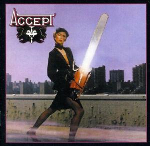 ACCEPT - Accept - CD - 167602