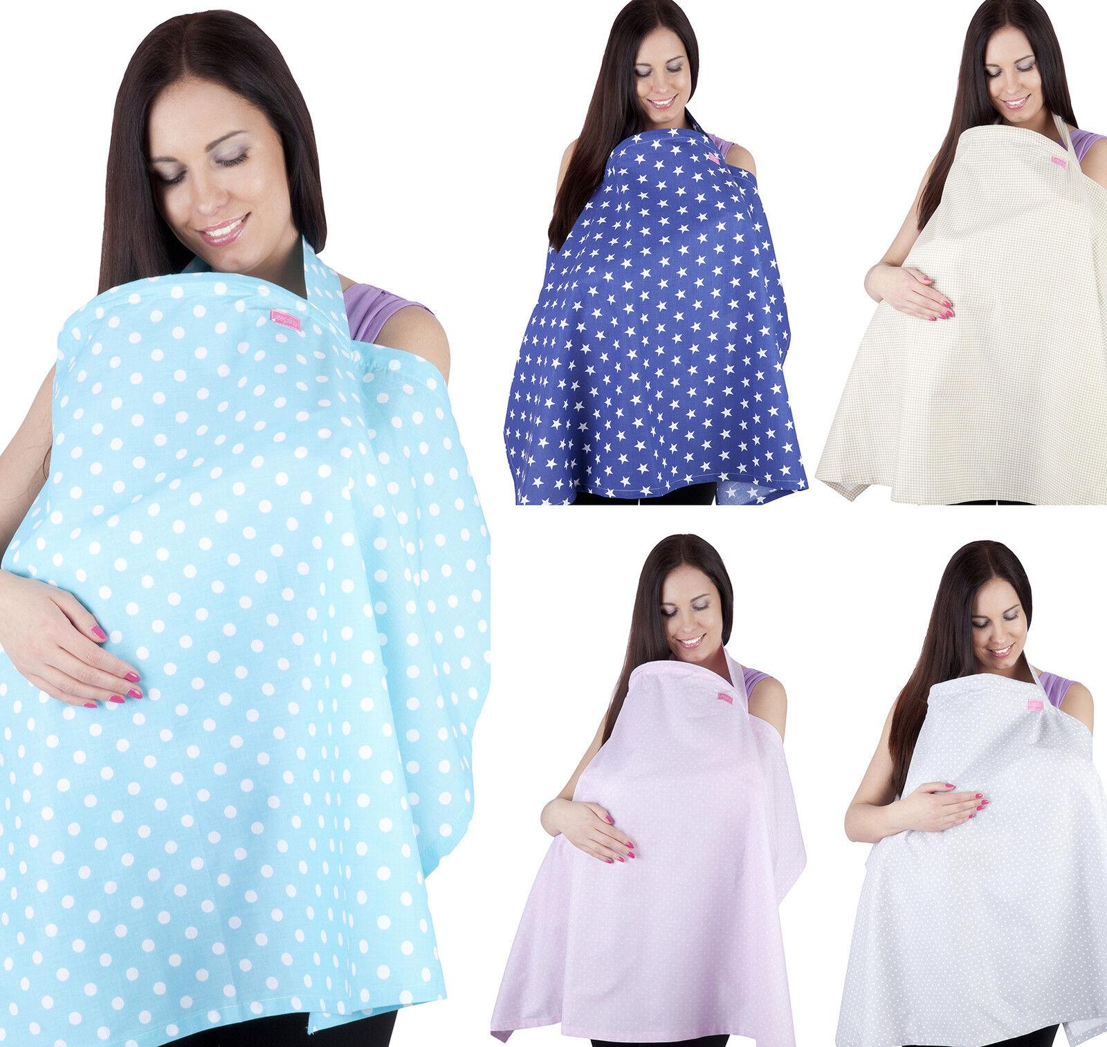 Nursing shawl scarf Nursing Cover Sling Blanket Breastfeeding 4010 Mija