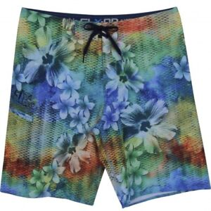 29ba360353 Details about NWT SALT LIFE Men's Tropic Skins SLX-QD Vapor Stretch Boardshorts  swim trunks
