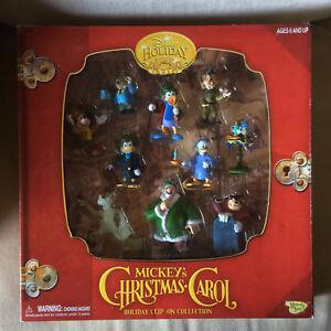 MIB 2003 DISNEY MICKEYs CHRISTMAS CAROL HOLIDAY CLIP ON