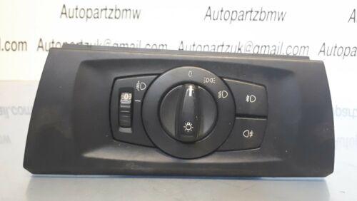 BMW E81 E82 E84 E87 E88 E90 E91 Phare//Foglight Switch Panel 6932794 #uc3.5