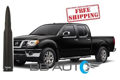 The STUBBY BULLET Style Short Radio Antenna for 1998-2018 Nissan Frontier New