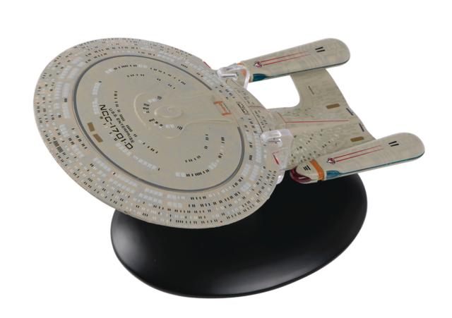 Star Trek Starships Best Of Figure #1 U.S.S. Enterprise NCC-1701D