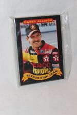 DAVEY ALLISON TEXACO STAR TEAM CARD SET - 20 CARDS