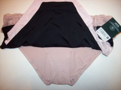 Laura Ashley Underwear Women/'s Lace Panty 3 Pack S M L XL Assorted New
