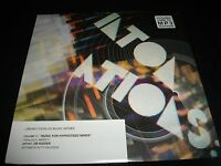 Library Catalog Series 11 Jib Kidder ‎music For Hypnotized Minds Vinyl Lp Record
