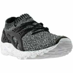 ASICS-GEL-Kayano-Trainer-Knit-Casual-Training-Stability-Shoes-Black-Mens-Size