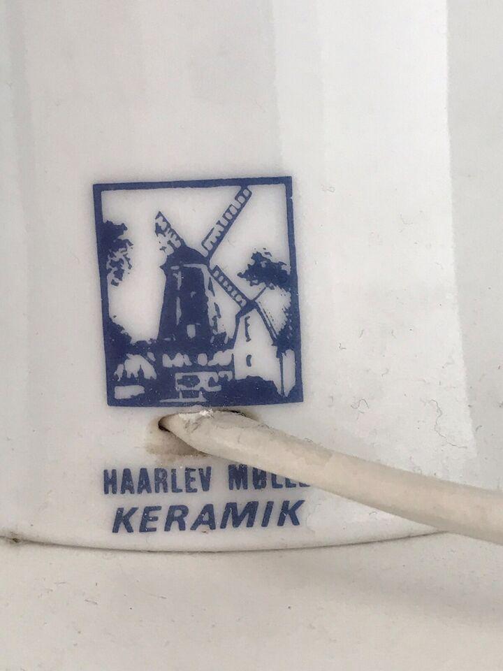 Lampe, Haarlev Mølle Keramik