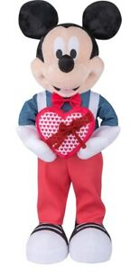 2021 Disney Mickey Mouse Valentine's Day Porch Greeter