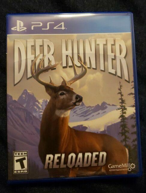 Deer Hunter: Reloaded (Sony PlayStation 4, 2017)