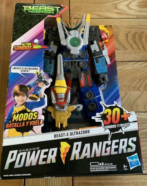 Power Rangers Beast Morphers Beast-X Morpher with Lights and Sounds Spanish