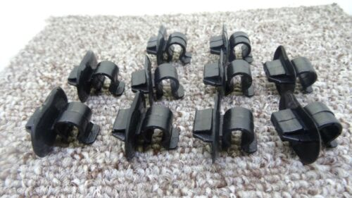 JEEP Bonnet Stay Trim Clips Plastic Holder Support Strut Rod Rivet Hook Grip
