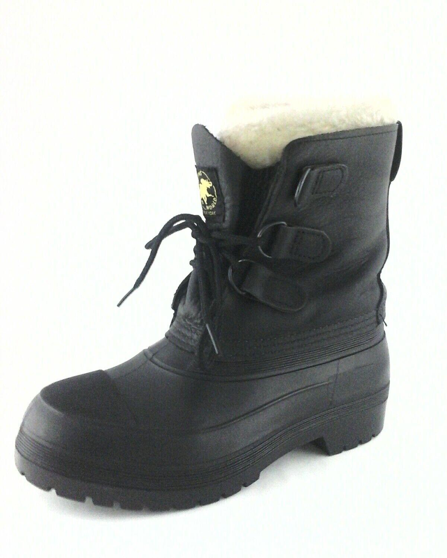 prezzi equi HUNTING WORLD NEW YORK donna donna donna stivali nero Leather Fur US 6 EU 36   200+ RARE  più economico