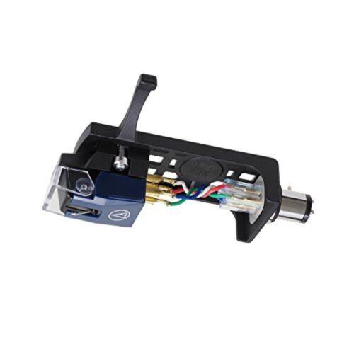Audio-Technica VM520EB//H Headshell//Cartridge Combo Kit from japan