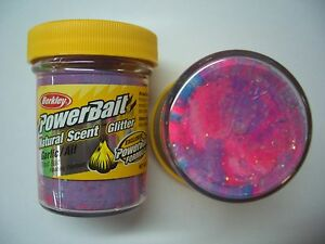 America Glitter Forellen-Teig Berkley Power Bait Capt