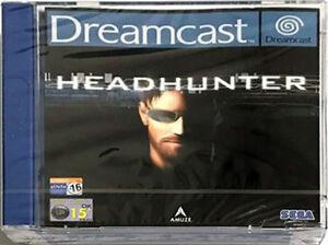 Dreamcast Headhunter (Sega Dreamcast, 2001) PAL/UK Broken ...
