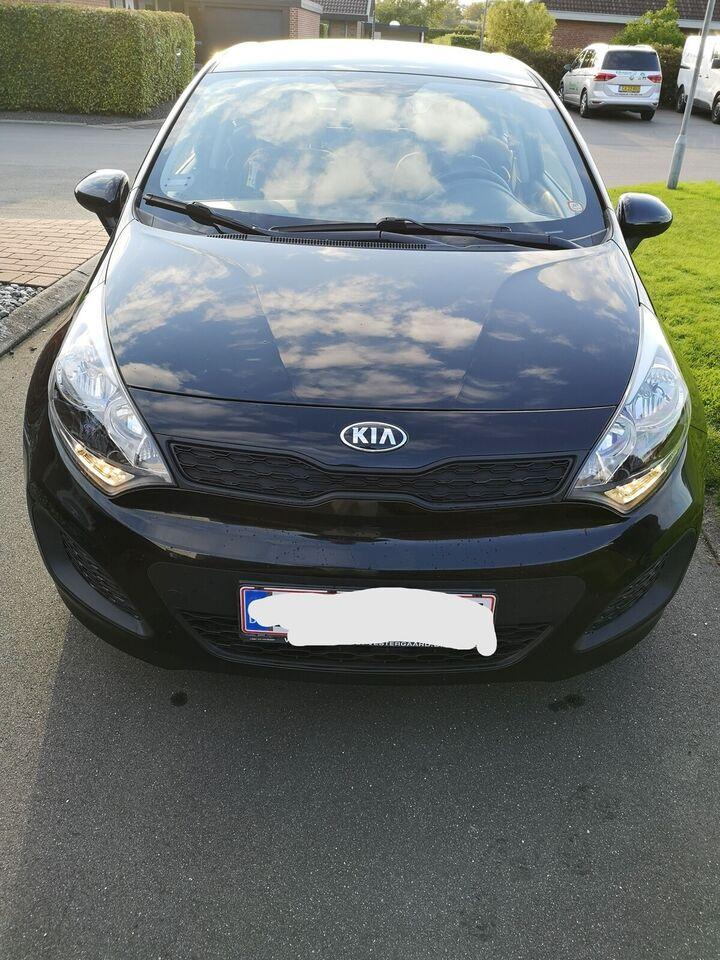 Kia Rio, 1,2 CVVT Active, Benzin