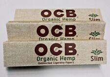 Tobacco Rolling Bundle OCB Tray,Org Hemp /& Virgin 1 1//4 Paper,roller otseuo1-mdm
