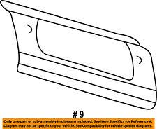 CHRYSLER OEM 07-08 Pacifica Liftgate Tailgate Hatch-Bracket 5054710AC