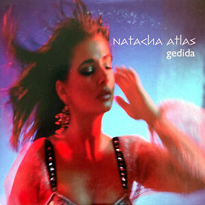 Natacha-Atlas-CD-Single-Gedida-Promo-France-VG-VG