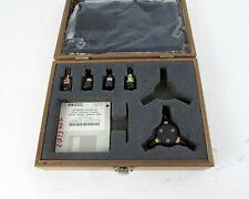 Hp Hewlett Packard 85033d Calibration Kit 35mm Dc To 6 Ghz