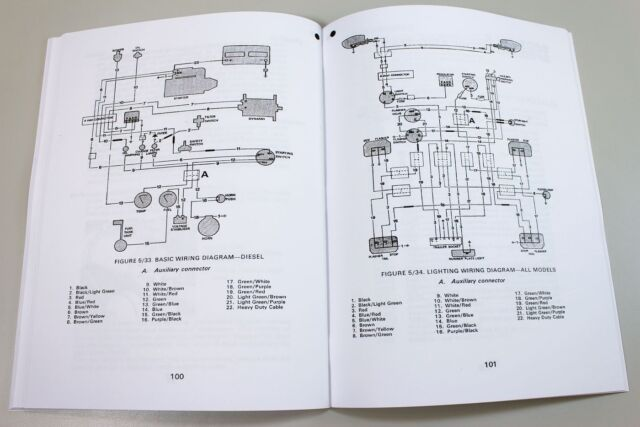 Case David Brown 885 N 885n Tractor Operators Owners Manual on