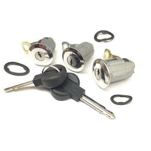 2 clés portes s/'adapte Citroen BERLINGO Mk1 2.0 HDI DIESEL 1999-05 3 Pièce Lock Set