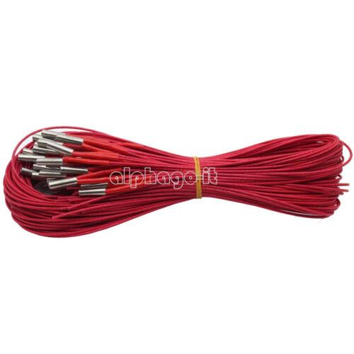 Reprap 24V 40W Ceramic Cartridge Wire Heater For Arduino Printer Prusa Mendel