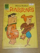 FLINTSTONES #6 VG (4.0) DELL/GOLDKEY COMICS JULY 1962