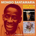 Soul Bag & Stone Soul by Mongo Santamaria (CD, Oct-2013, 2 Discs, SPV Blue Label)