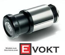 Audi Cigarette Lighter LED Flashlight GENUINE NEW