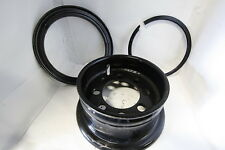 500x12 Forklift Industrial Wheel For 700x12 Pneumatic Tire 5 Rim