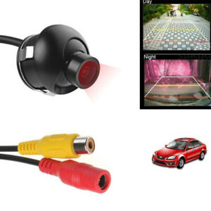 360-Car-Rear-Front-View-Backup-Reverse-Camera-HD-CCD-CMOS-Night-Vision-ue
