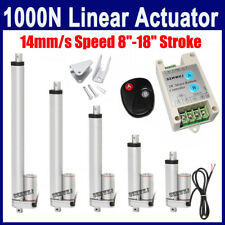 14mms Linear Actuator 1000n Max Load Dc12v Electric Motor For Auto Door Lifting