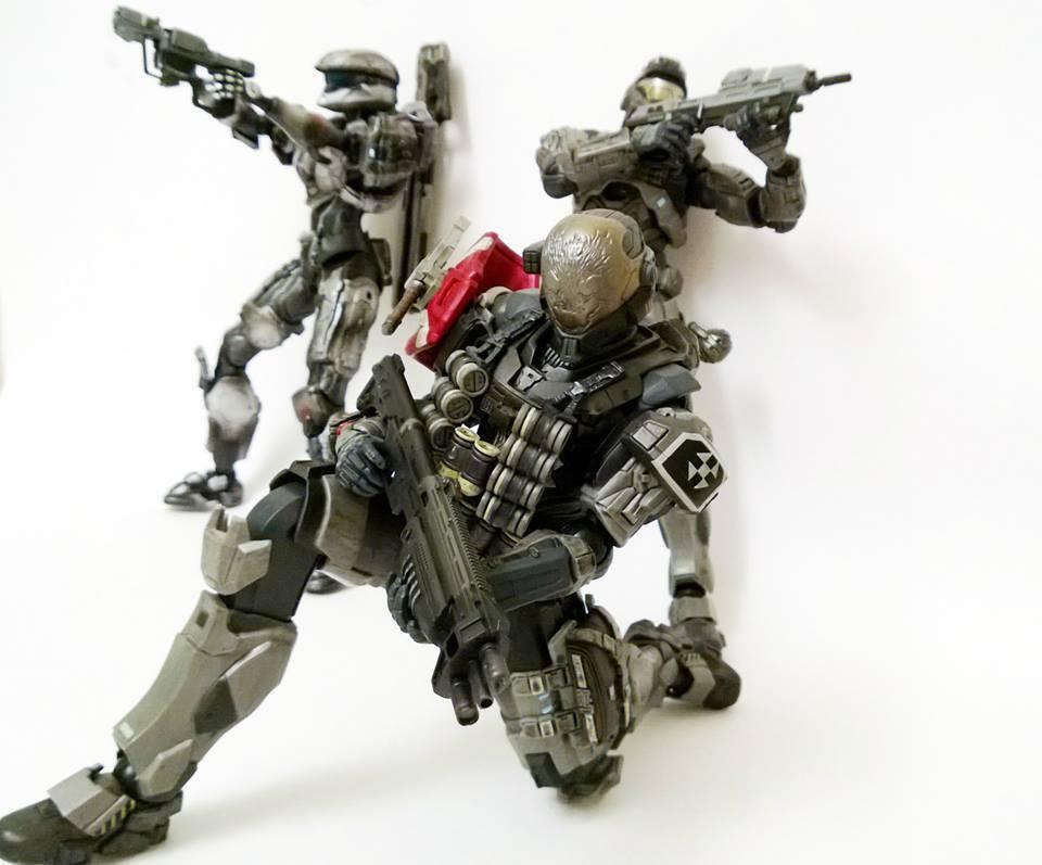Kai Square Enix  Halo Emile 1 7 Scale Action Figure  tout en haute qualité et prix bas
