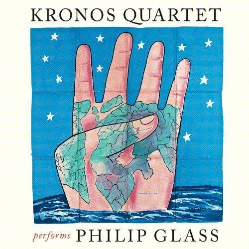 hilip Glass - Glass: String Quartets 2,3,4,5 [CD]