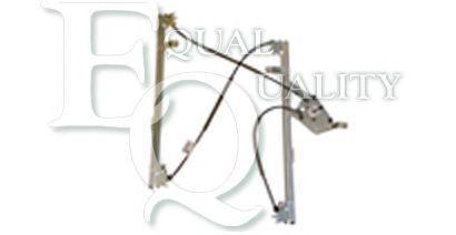 061513 EQUAL QUALITY Alzacristallo Alzavetro elettrico Anteriore Sx CITROËN XSAR