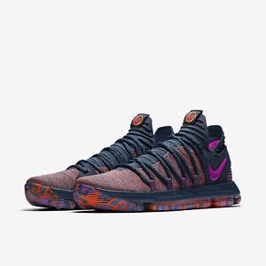 d56c65c46da Nike Men s Zoom KD10 LMTD Santa Monica Ocean Fog 897817 400 No Box ...