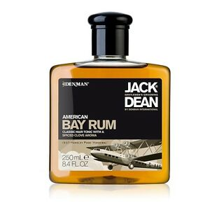 Jack-Dean-Bay-Rum-Classique-Cheveux-Tonique-250ml