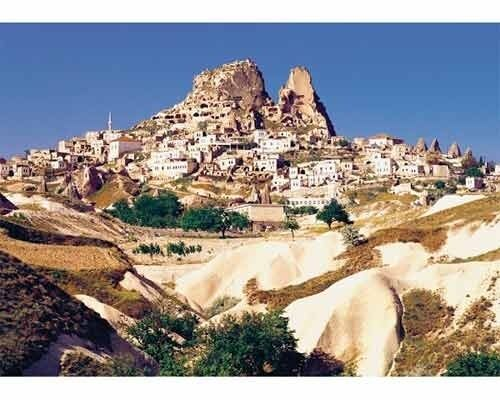 Trefl 10137. Puzzle 1000 parts. Cappadocia. Turkey
