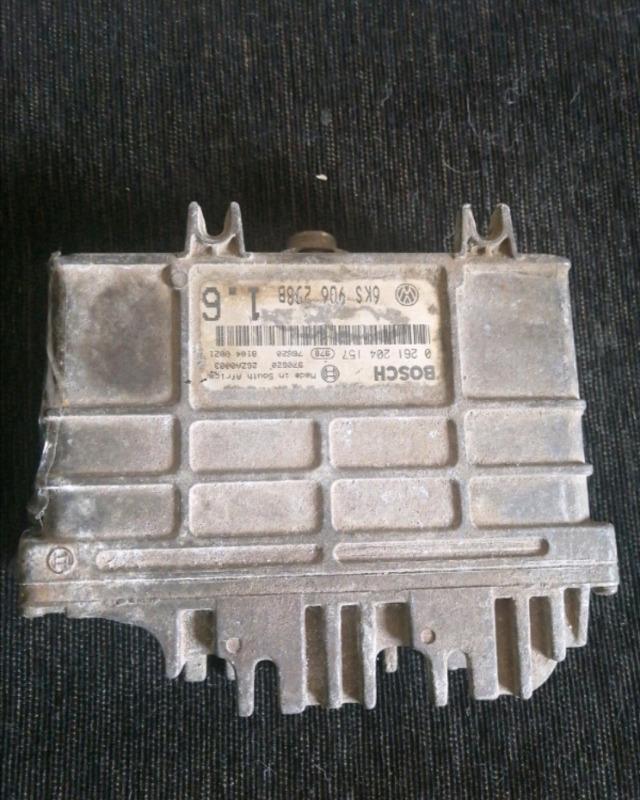 Vw 1.6i mp9 computer box R1400