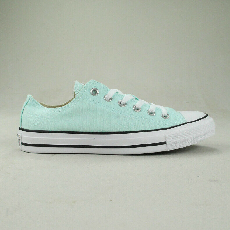 Converse All Star Ox Low shoes Trainers New in bluee Tint UK size 3,4,5,6,7,8,9