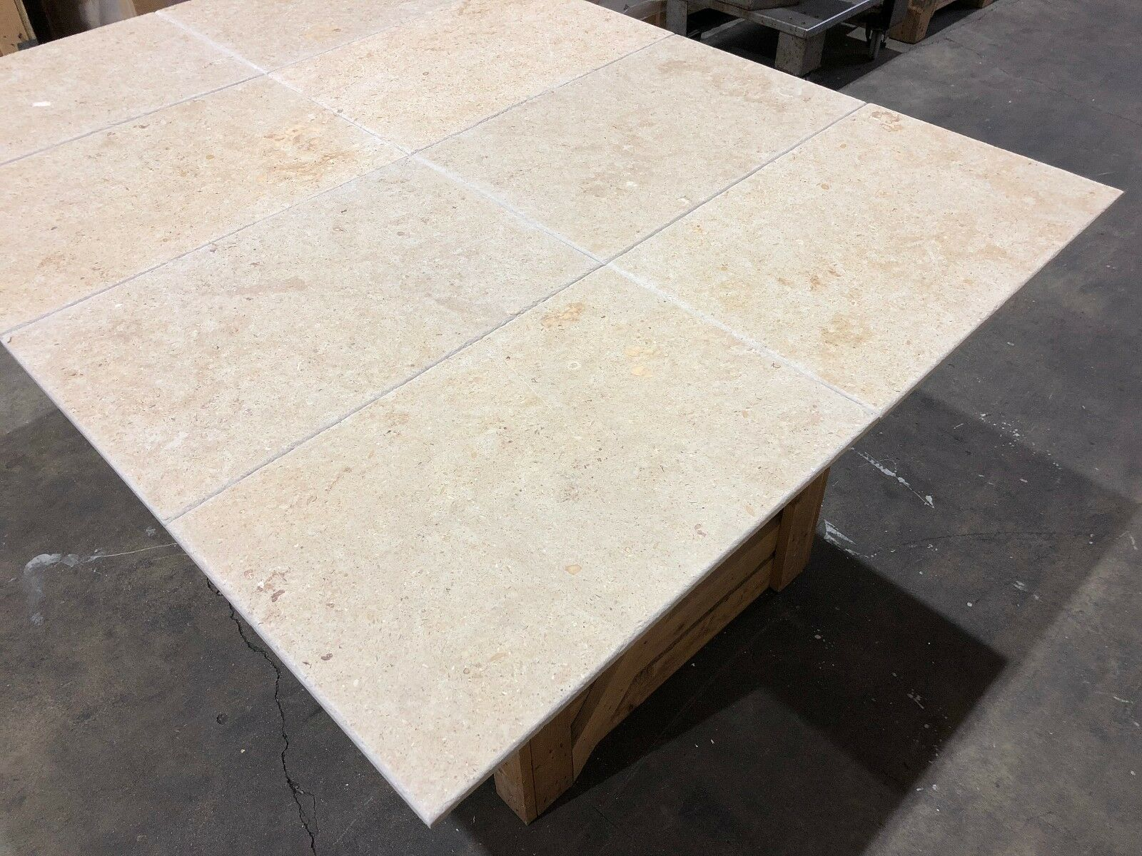 Jura Bone Limestone tiles, Honed Jura Bone Floor Wall Tiles, Marble 406x610x12mm
