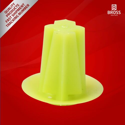 10 Pieces Expanding Nut Yellow for Ford:1659672