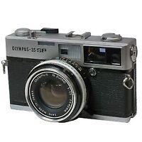 Olympus 35SP Film Camera