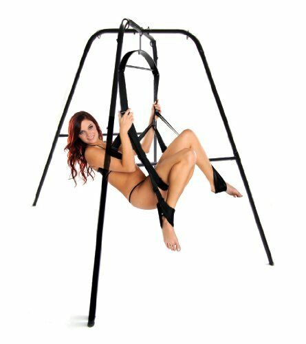 Ultimate position for sex swing