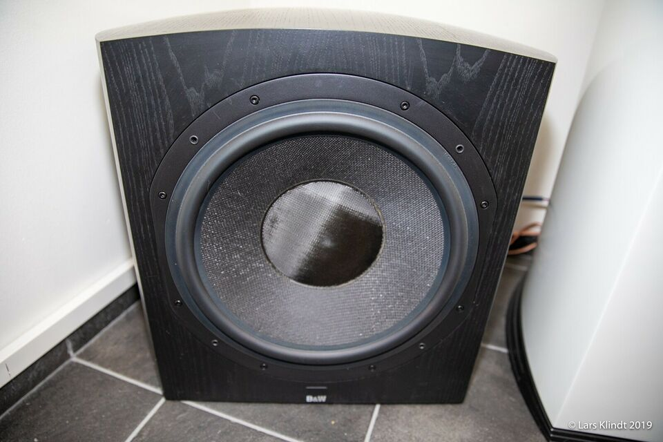 Subwoofer, B&W, ASW 855